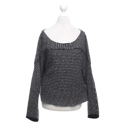 Velvet breve maglione