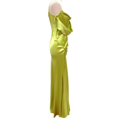 Christian Dior Evening silk dress