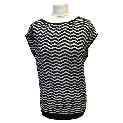 Missoni Sweater in black/white