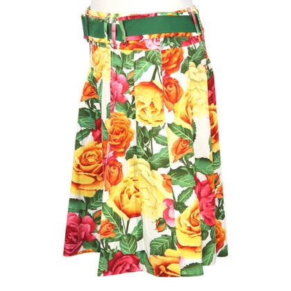 Karen Millen skirt with flowers