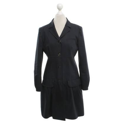 Miu Miu Coat in dark blue