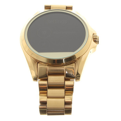 Michael Kors Gold colored Smartwatch