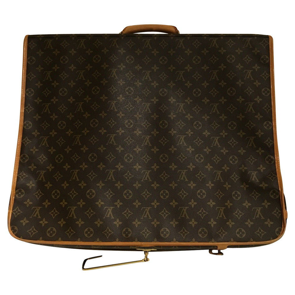 Louis Vuitton Garment bag in monogram of canvas