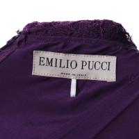 Emilio Pucci Robe en dentelle