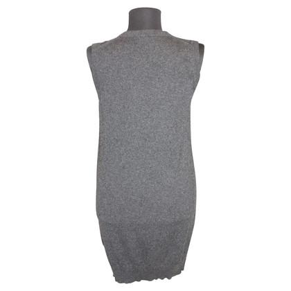 Dolce & Gabbana Gebreide jurk antraciet