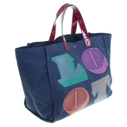 Anya Hindmarch Fabric tote bags