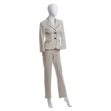 Just Cavalli Tailleur pantalone con strisce