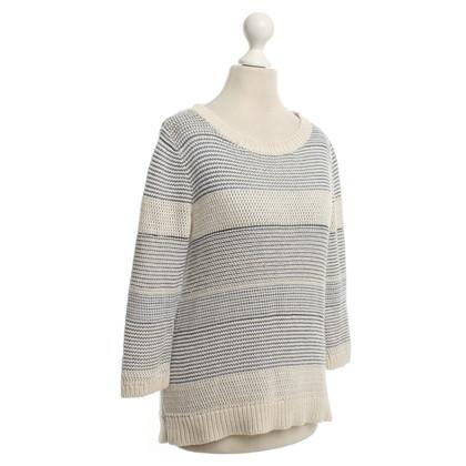 Comptoir des Cotonniers motif à rayures en tricot