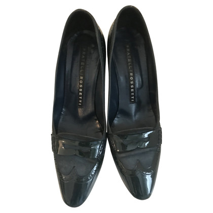 Fratelli Rossetti pumps in patent leather