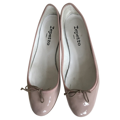 Repetto Ballerinas in Nude