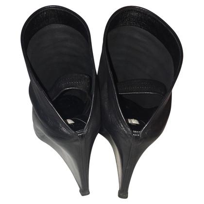 Balenciaga Schwarze Stiefel