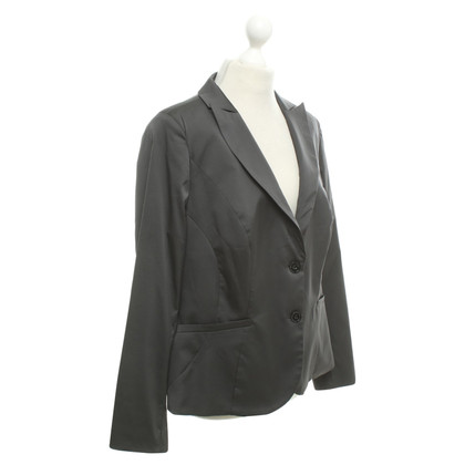 Barbara Schwarzer Blazer in Anthracite