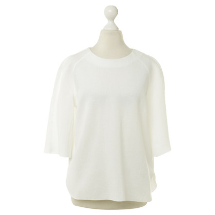 Victoria Beckham top in white