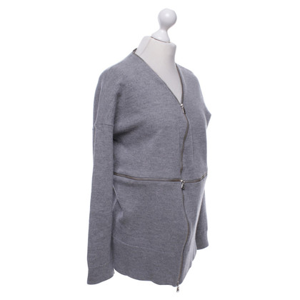 McQ Alexander McQueen Cardigan in grigio