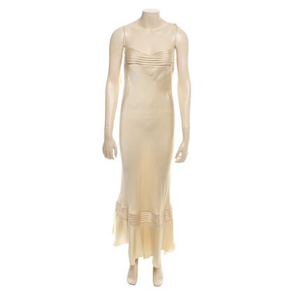 Marni Silk dress in cream