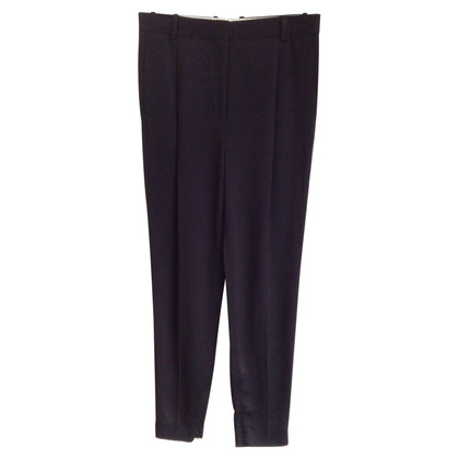Céline trousers with pleats