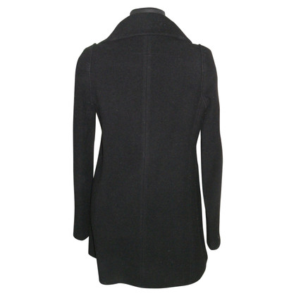 Givenchy Wool coat in black