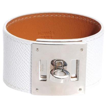 "Hermès ""Cuir Kelly Dog Bracelet Epsom"""