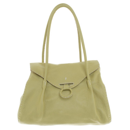 Henry Beguelin Handbag in green