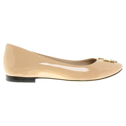 Tory Burch Ballerina's patent leather