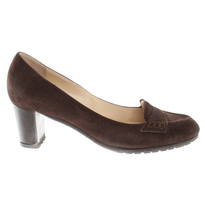 Unützer pumps in brown