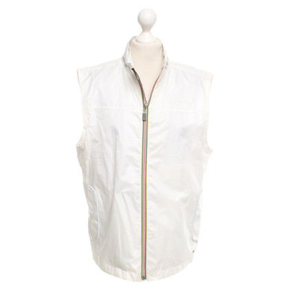 Hugo Boss Vest in white