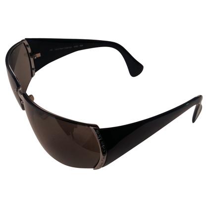 Calvin Klein Schwarze Sonnenbrille