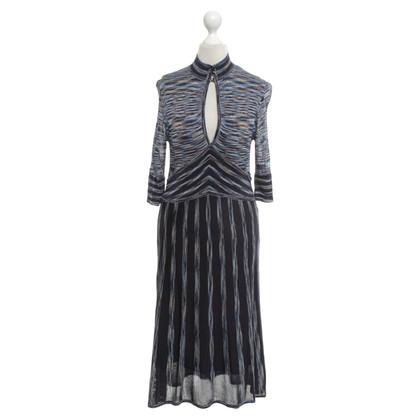 Karen Millen Dress with weave pattern