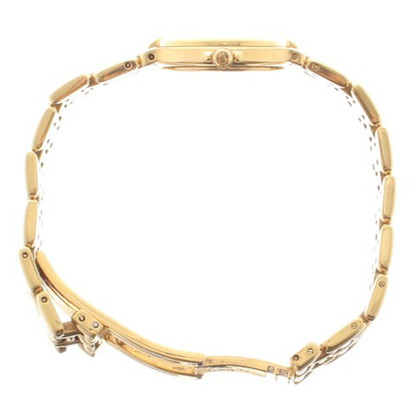 Maurice Lacroix Goldfarbene Armbanduhr