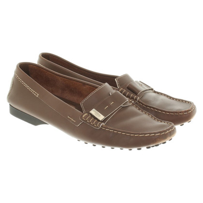 Tod's Mocassini in Brown