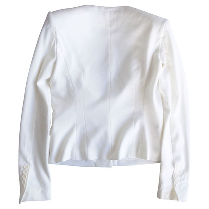 BCBG Max Azria Blazer in weiß