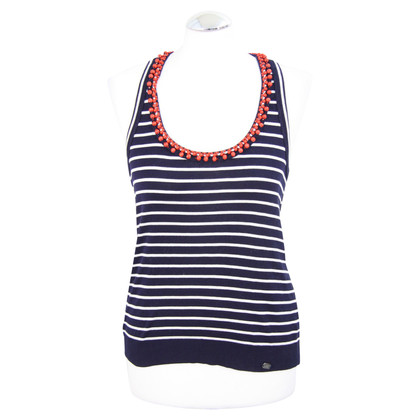 Ted Baker Striped straps top