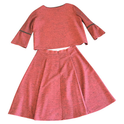 Max & Co Blouse & skirt from Tweed