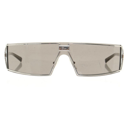 Christian Dior Sunglasses in silver