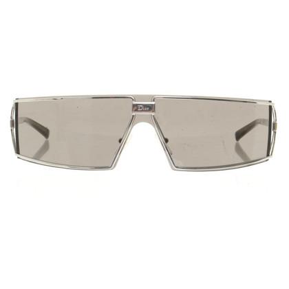 Christian Dior Occhiali da sole in argento