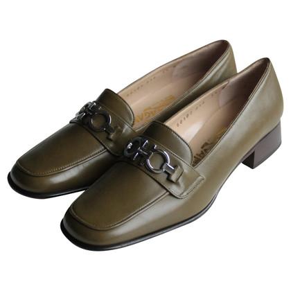 Salvatore Ferragamo Leather loafers