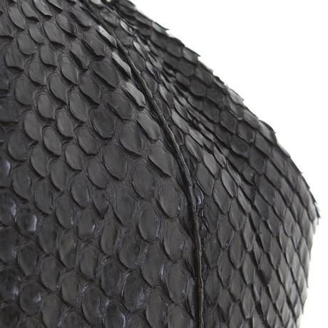 Gucci Handtasche aus Schlangenleder Schwarz Billig Verkauf Ebay JrcjXOAvUp