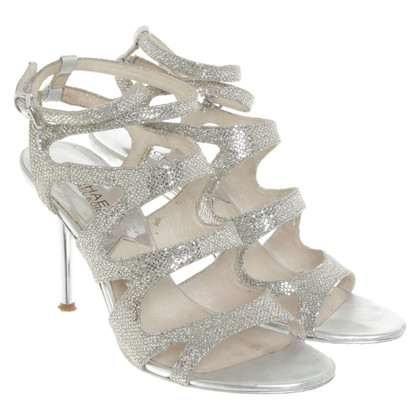 Michael Kors Silver-colored sandals