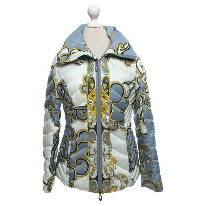Emilio Pucci giacca trapuntata con disegno