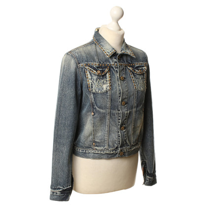 7 For All Mankind Denim jacket in the used look