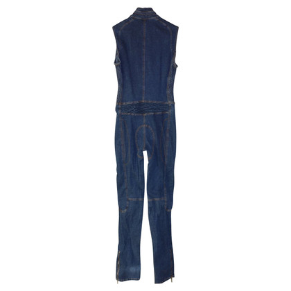 Plein Sud Jumpsuit aus Denim