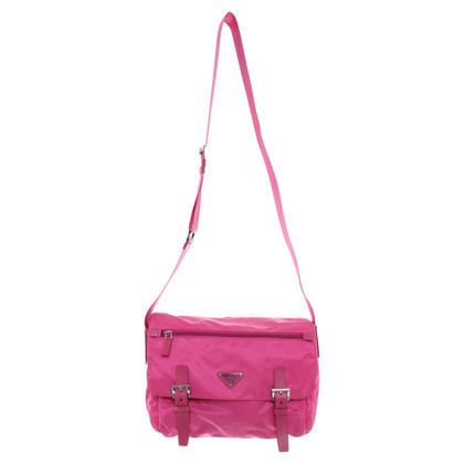 Prada Bag in Fuchsia