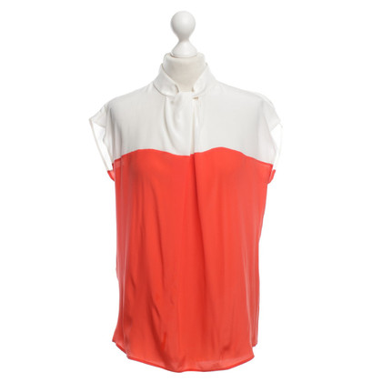Gucci Top in Bianco / Rosso