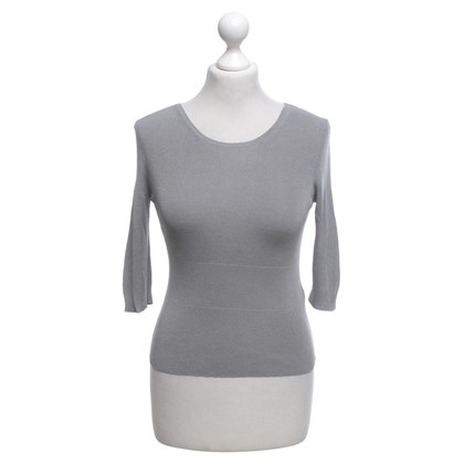 Jil Sander Silk sweater in grey