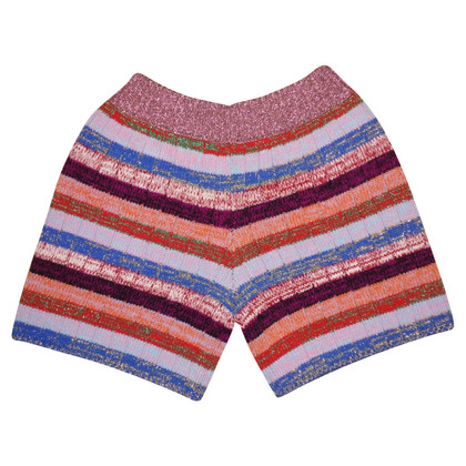 Gucci Wool shorts with lurex