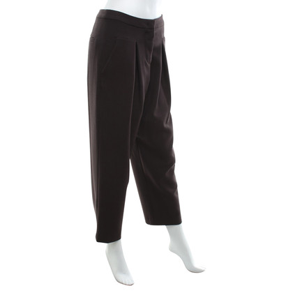 Max & Co trousers in brown