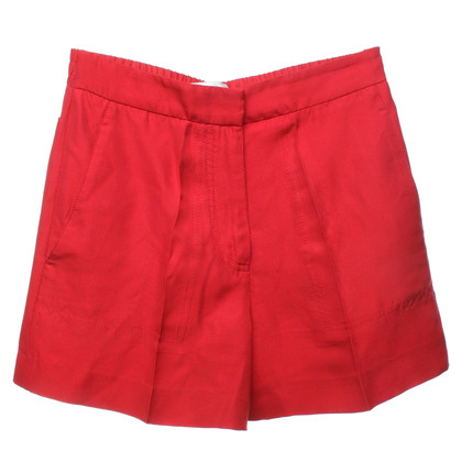 Valentino Shorts in Rot