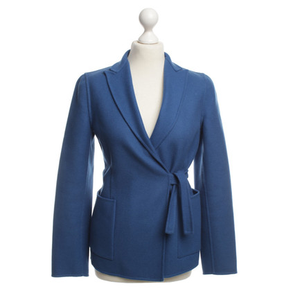 Bottega Veneta Blazer in blu