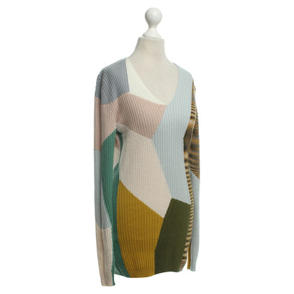 Missoni Colorful cashmere sweater