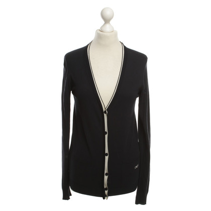 Armani Jeans Cardigan in Navy